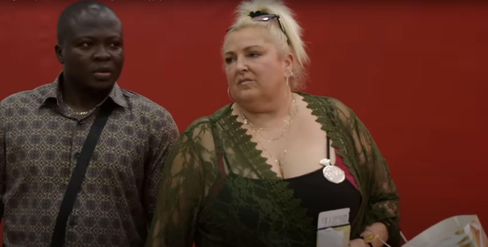 90 Day Fiancé stars Angela Deem and Michael Ilesanmi