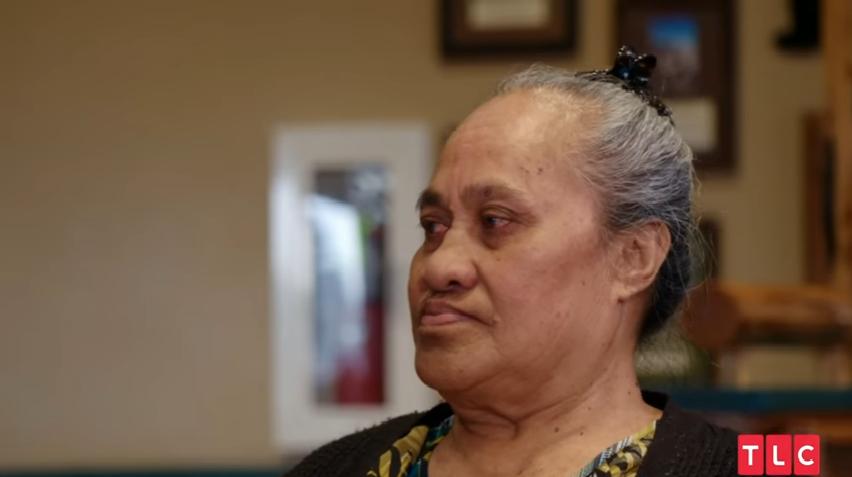 Asuelu's mother, Lesina, on '90 Day Fiancé'