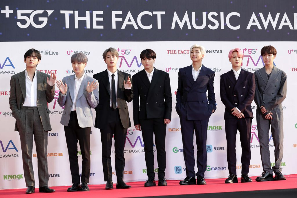 BTS smash hit 'Dynamite' projected to generate US$1.4 billion for