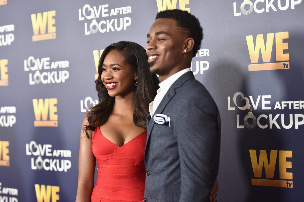 """Bayleigh Dayton and Chris """"Swaggy C"""" Williams from 'Big Brother'"""