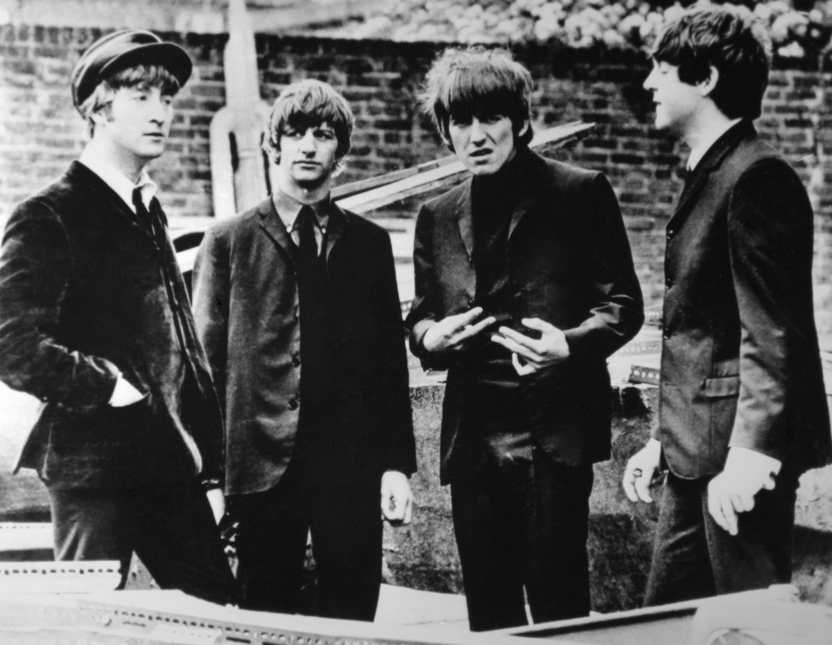 The Beatles in the United Kingdom, circa 1960