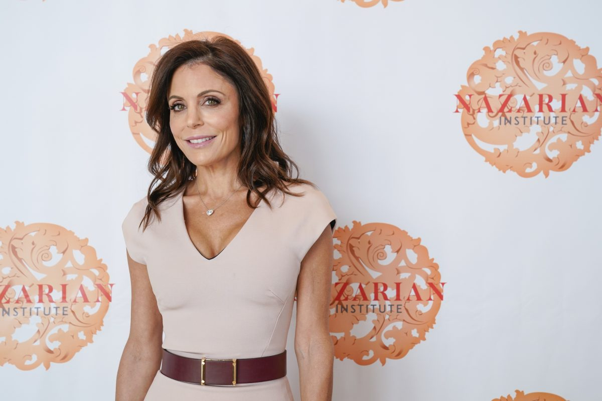 Former 'RHONY' star  Bethenny Frankel attends day one of the 2019 Nazarian Institute on January 26, 2019