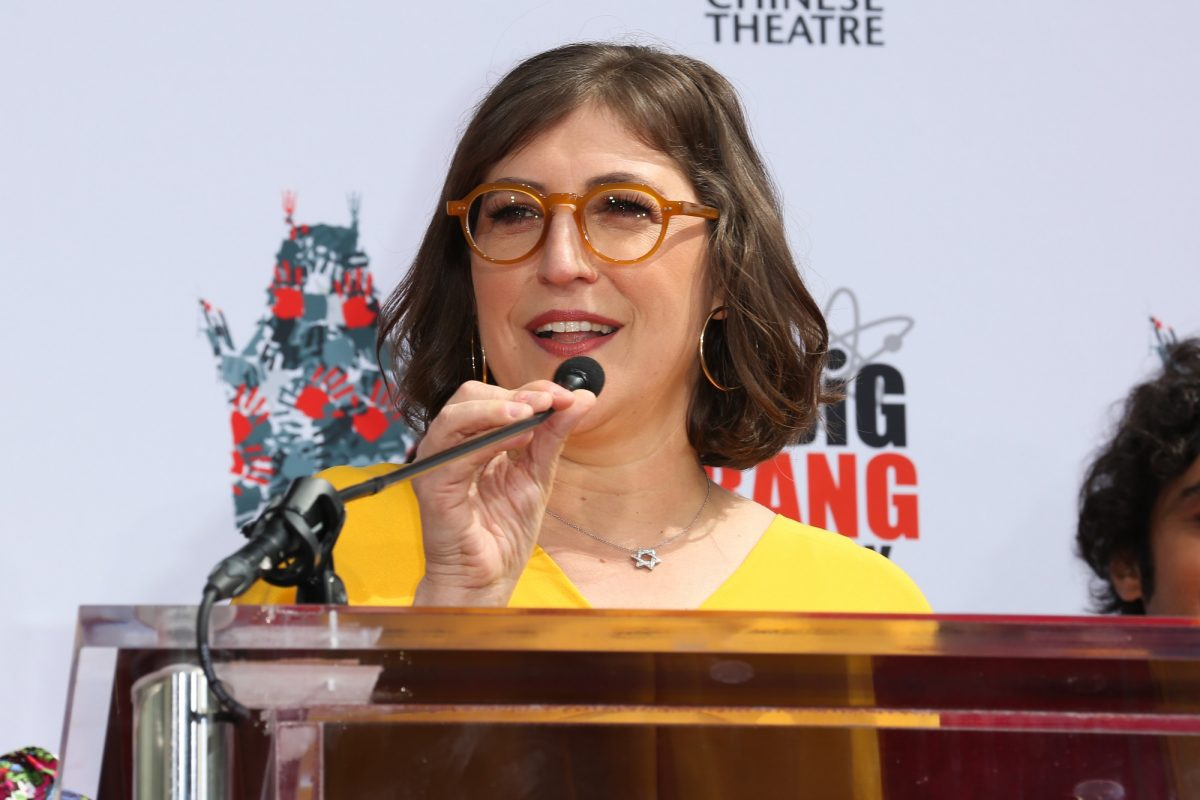 Big Bang Theory star Mayim Bialik