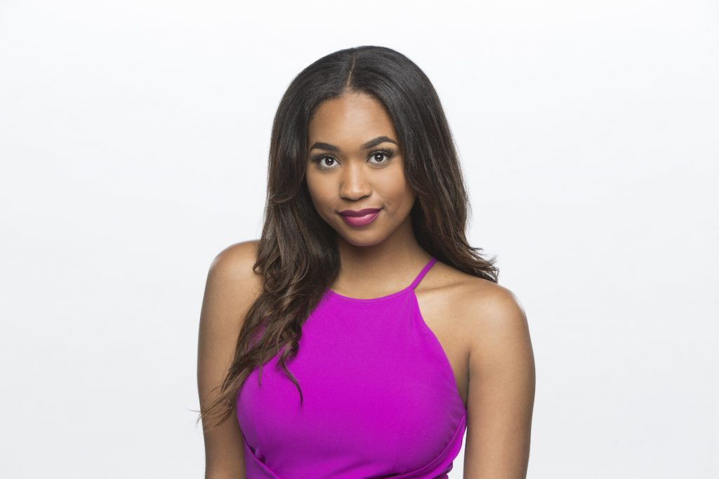 Bayleigh Dayton, houseguest on the CBS series 'Big Brother'