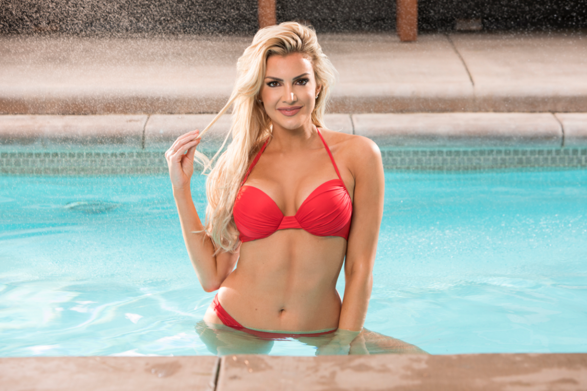 Houseguest Kathryn Dunn on Big Brother 21