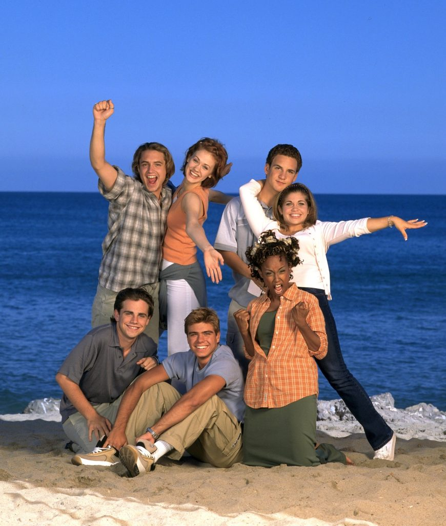 the cast of 'Boy Meets World'