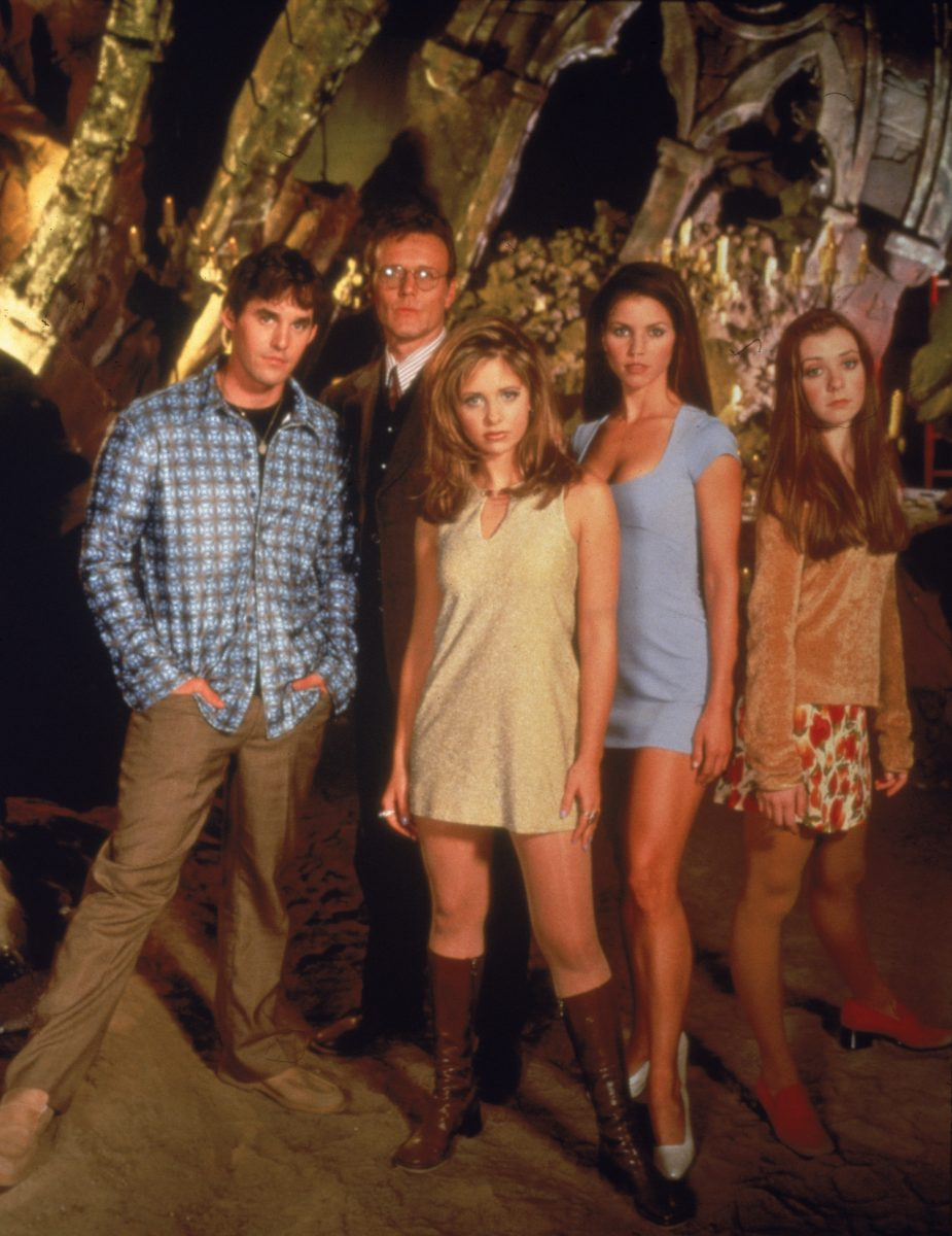 'Buffy the Vampire Slayer' cast members