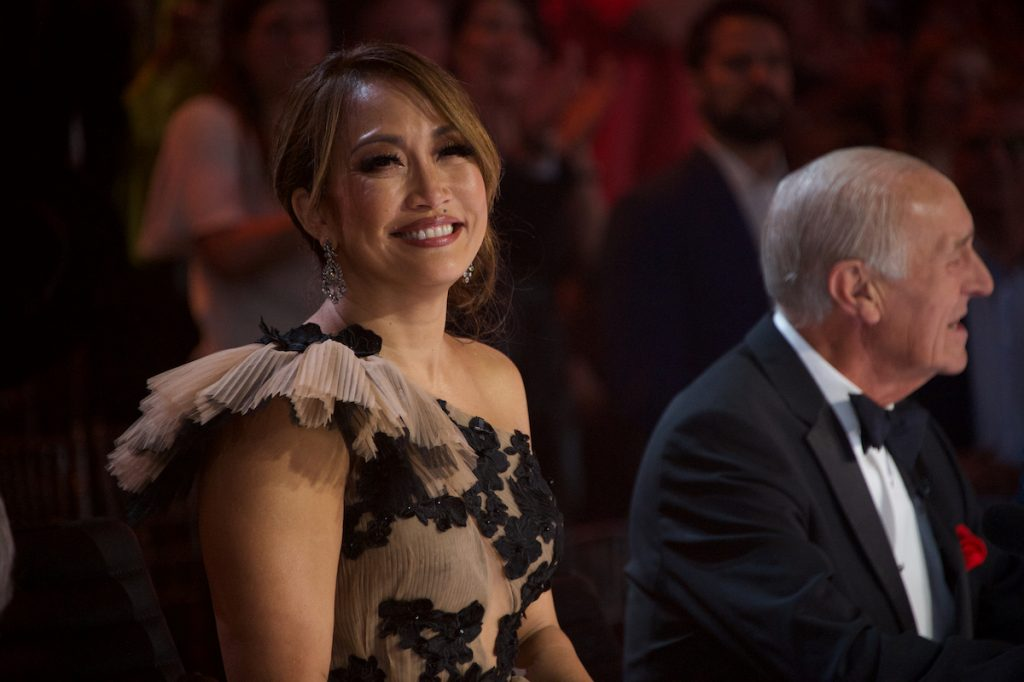 Carrie Ann Inaba in 'Dancing with the Stars'