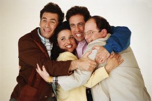 'Seinfeld': Julia Louis-Dreyfus Describes the 'Reality Slap' the Cast Got After Going Unrecognized in NYC