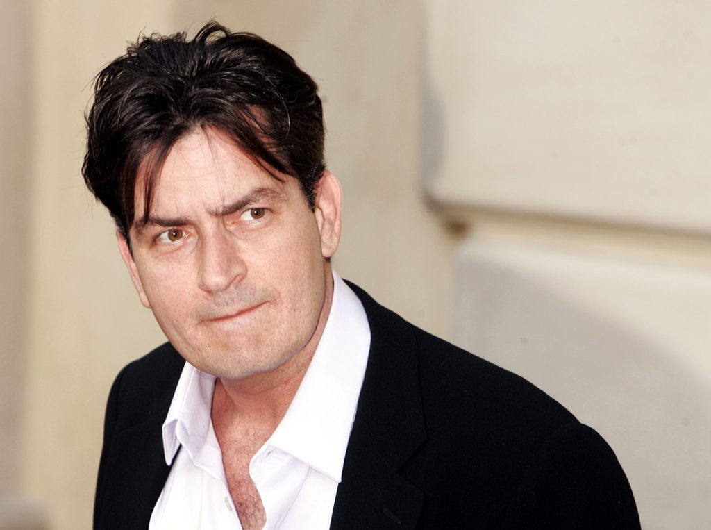 Charlie Sheen | Kevin Winter/Getty Images