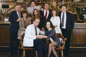 'Frasier' Wasn't the Only 'Cheers' Spinoff