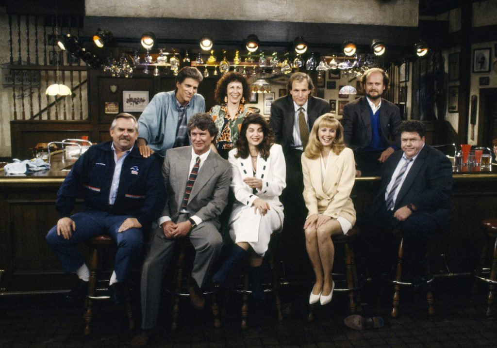 The 'Cheers' cast