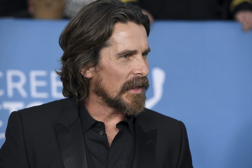 Christian Bale attends the 26th Annual Screen Actors Guild Awards