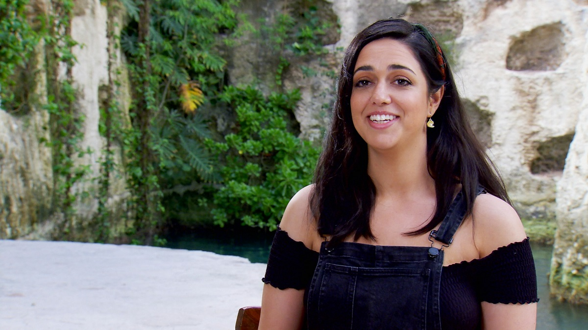 Christina from 'MAFS'