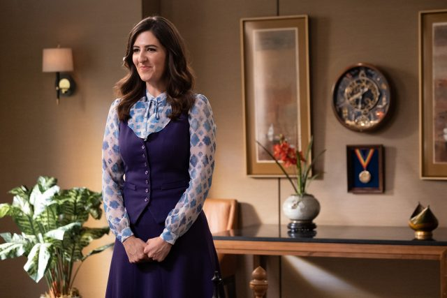 'The Good Place': D'Arcy Carden Calls Her Emmy Nomination 'Shocking'