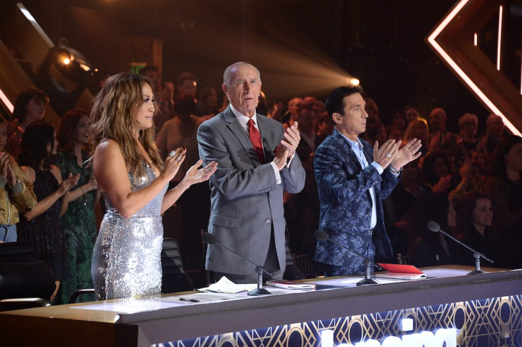 Carrie Ann Inaba, Len Goodman, Bruno Tonioli on 'Dancing with the Stars'