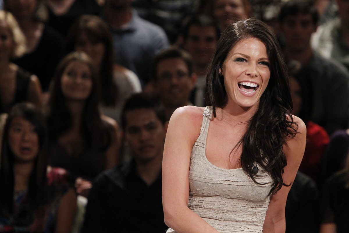 Daniele Donato of Huntington Beach, Calif., was evicted from the Big Brother house