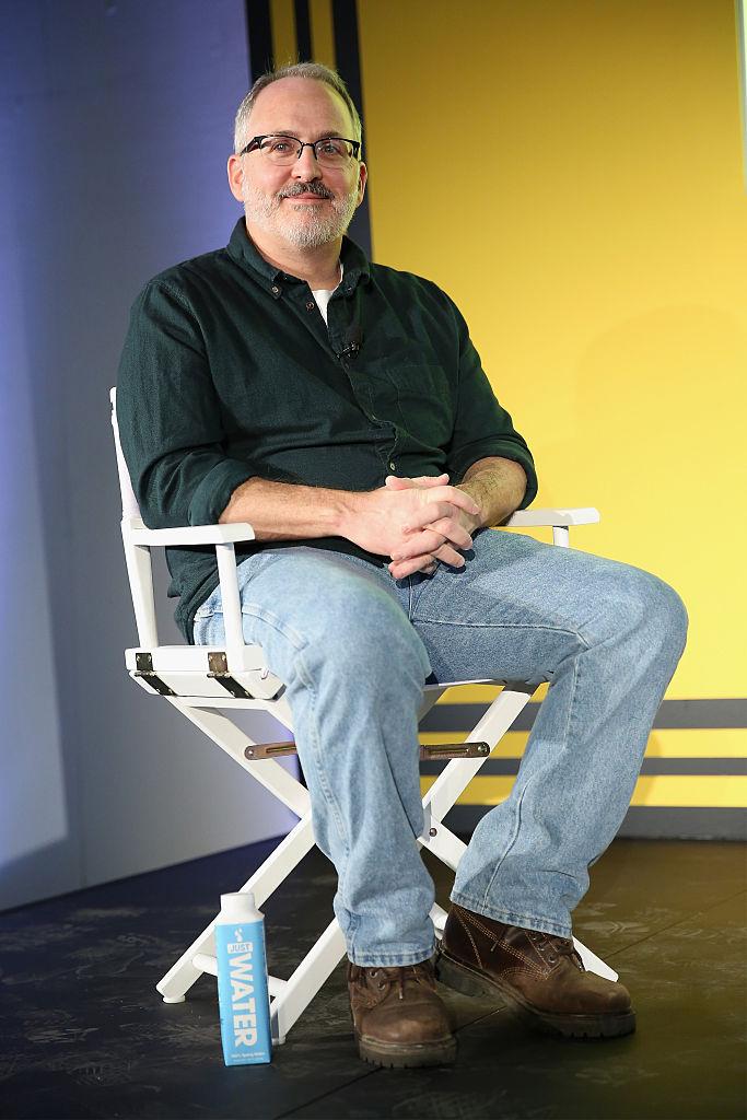 The X-Files writer Darin Morgan