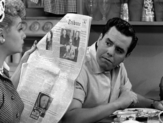 'I Love Lucy': Desi Arnaz's Photographic Memory Had Him Nailing His Lines on First Read