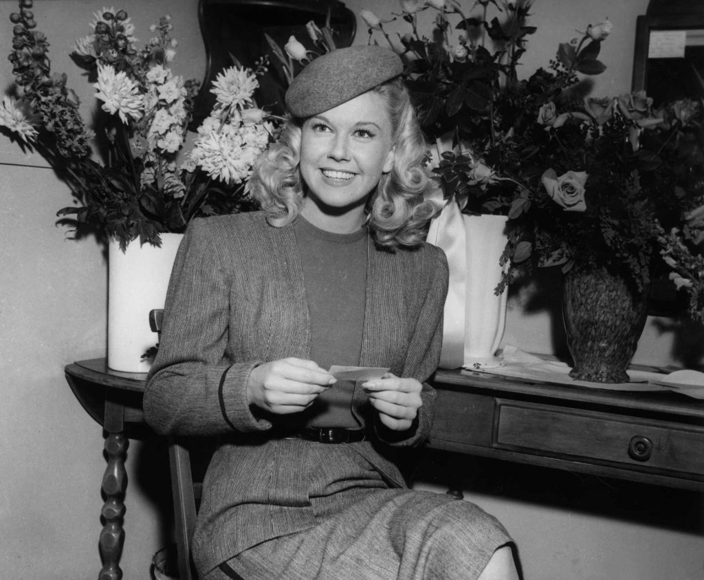Doris Day in 1948 | Hulton Archive/Getty Images