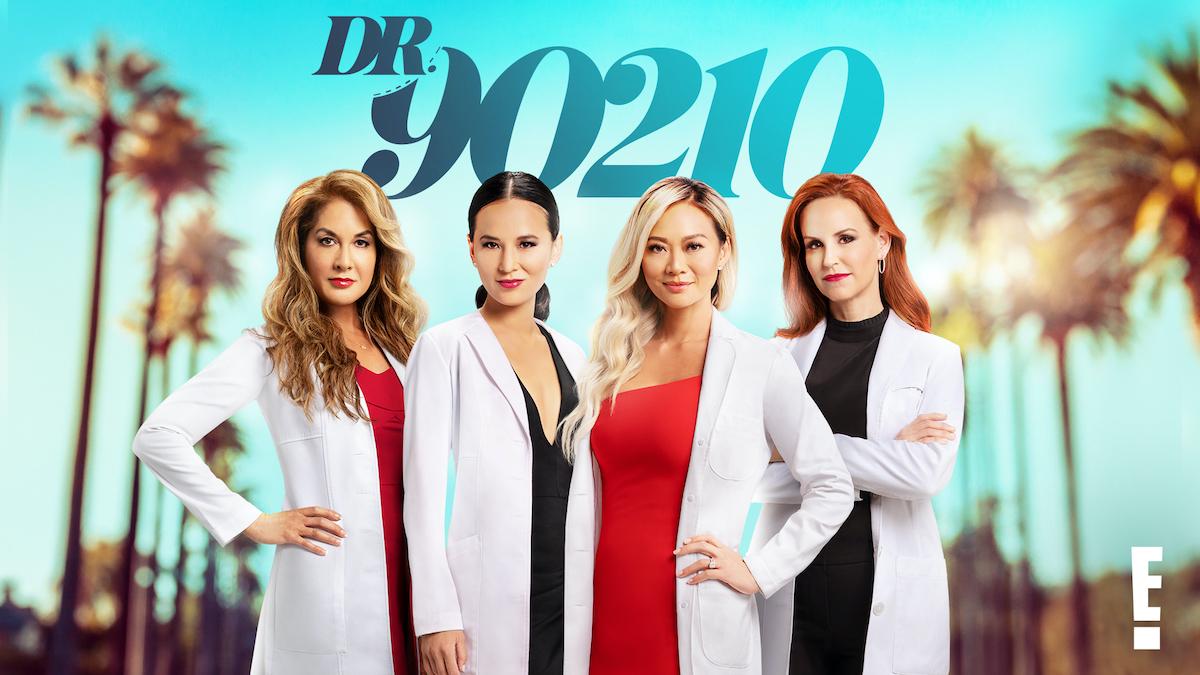 Dr. 90210 cast