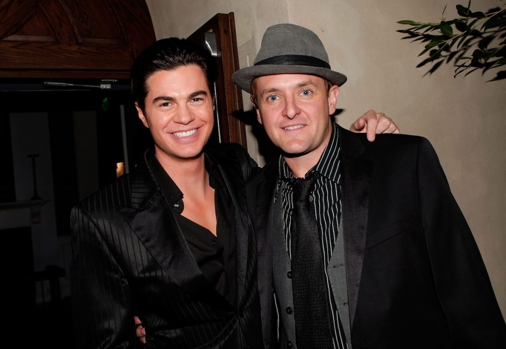 """TV personalities Dr. Will Kirby and Mike """"Boogie"""" Malin of 'Big Brother'"""
