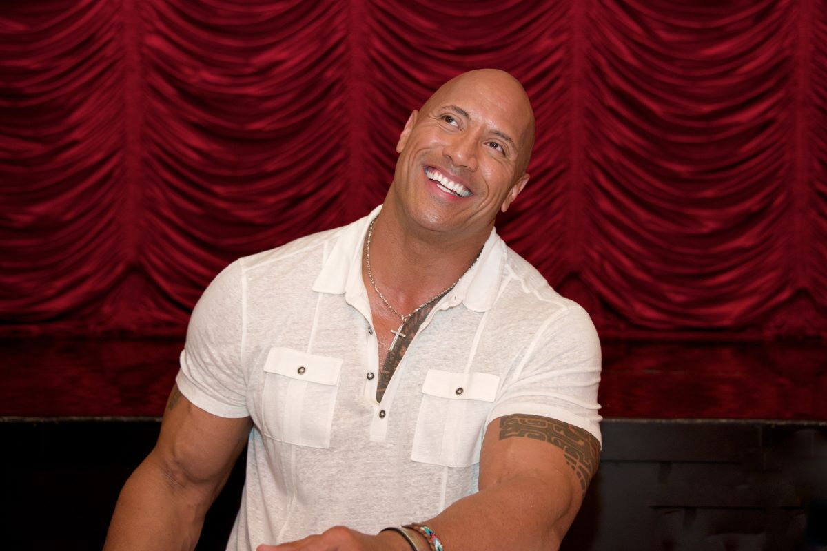 Dwayne The Rock Johnson Just Saw 1 of...