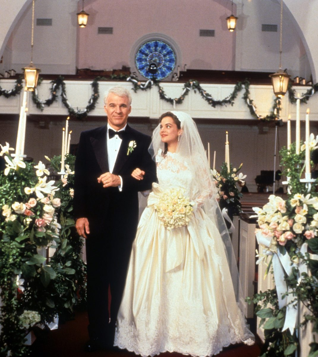 FATHER OF THE BRIDE Cast Reunites for A Zoom Wedding!