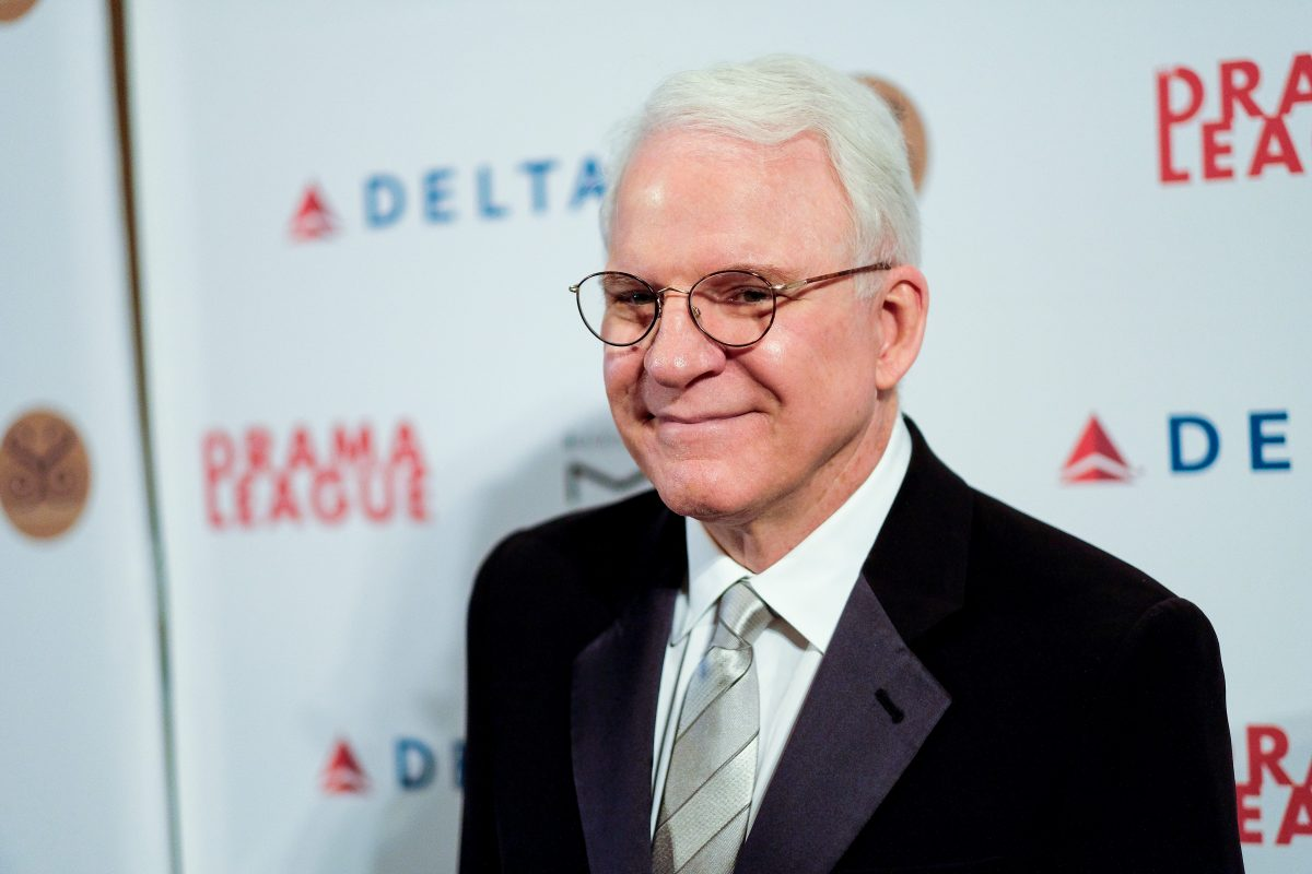 Father of the Bride star Steve Martin