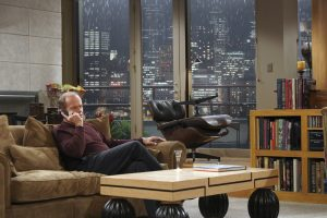 'Frasier': Designers Spared No Expense On Frasier's $3 Million Apartment