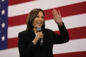 Kamala Harris Thinks This Hip-Hop Icon is the 'Best Rapper Alive'