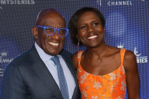 'Today's Al Roker and Wife Deborah Roberts Offer the Secret to a Happy Marriage As They Celebrate 25 Years Together