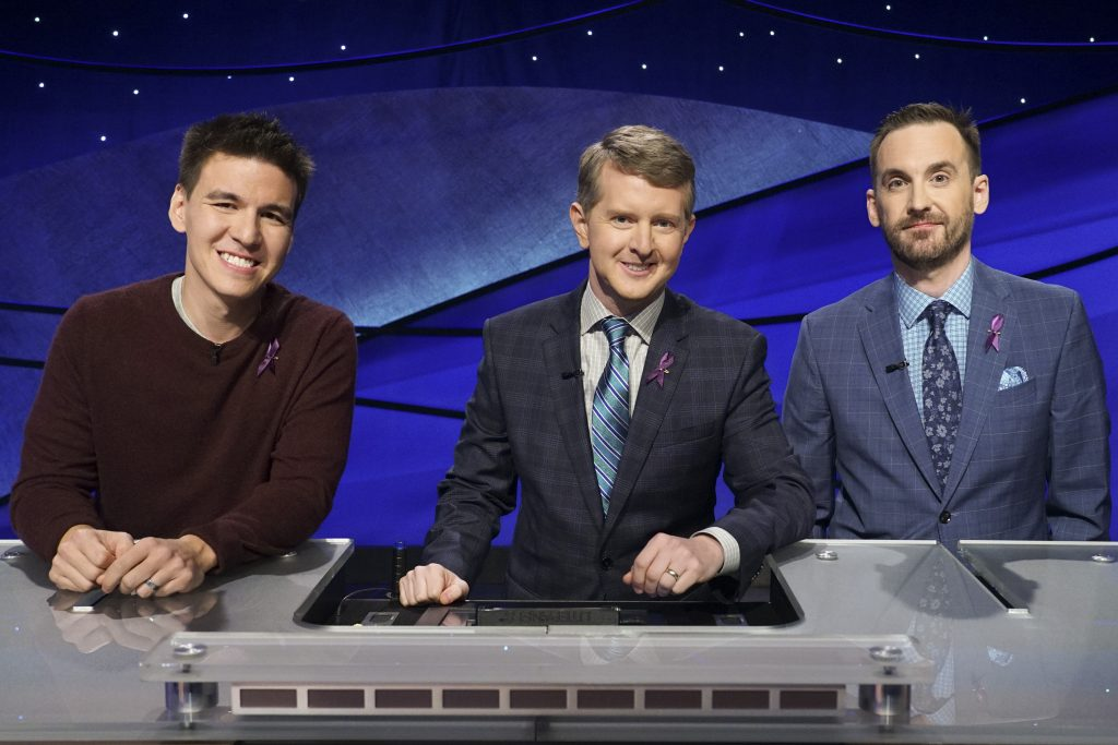 'Jeopardy!'s Greatest of All Time tournament in Jan. 2020