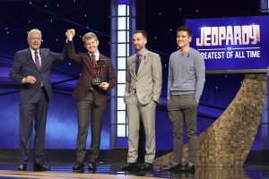 'Jeopardy!': Will There Be a Greatest of All Time (GOAT) Tournament Rematch?