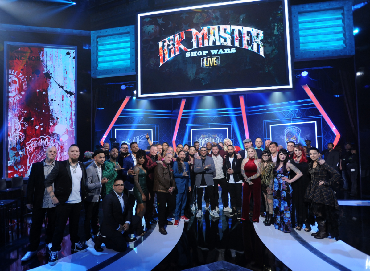'Ink Master' Canceled After 13 Seasons