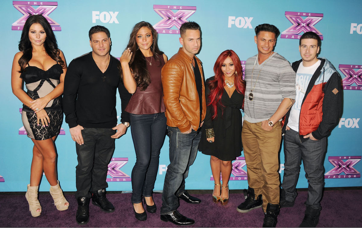 Jersey Shore': Is Sammi 'Sweetheart' Giancola Still Friends With ...