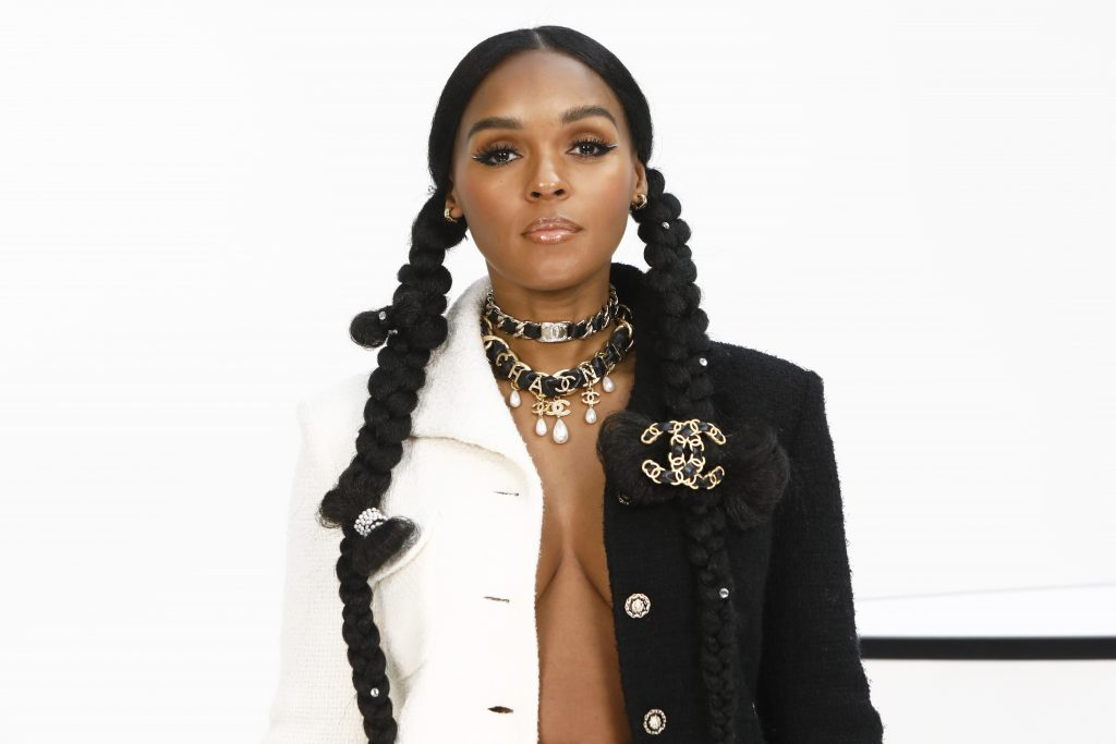 Janelle Monae at an event