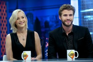 'The Hunger Games': Liam Hemsworth Called Kissing Jennifer Lawrence 'Uncomfortable'