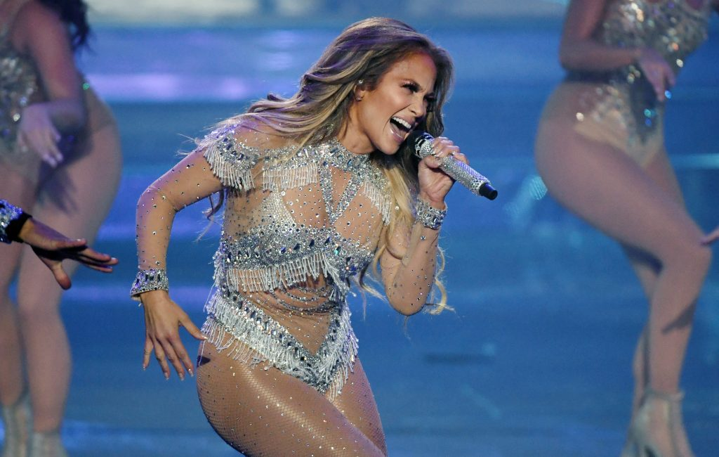 Jennifer Lopez performs during the finale of her Las Vegas residency    Ethan Miller/Getty Images for Caesars Entertainment
