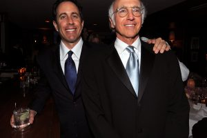 'Seinfeld': Jerry Seinfeld and Larry David Get 'Lion's Share of Royalties' Compared to Costars, Report Finds