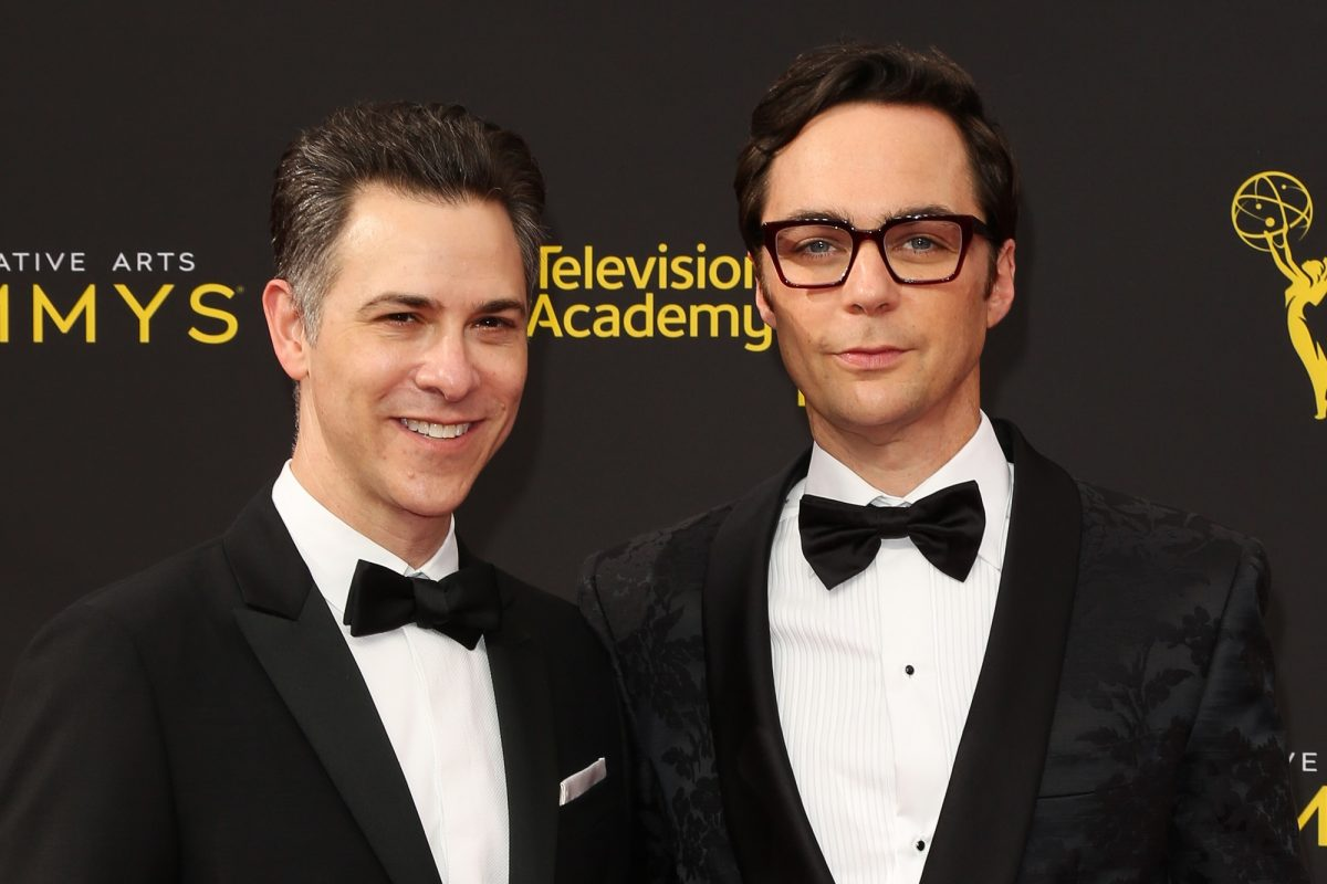 Sheldon, a happy man in the face of Covid? Jim Parsons responds