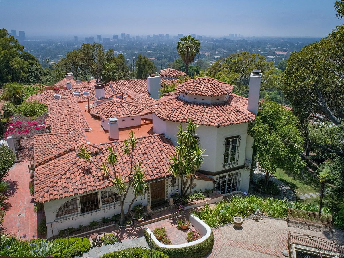 John Barrymore estate