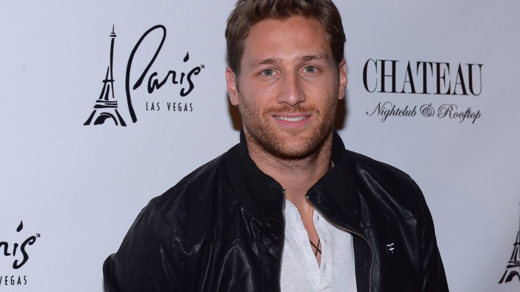 'The Bachelor' Season 18 star Juan Pablo Galavis arrives at the Chateau Nightclub & Rooftop at the Paris Las Vegas on May 2, 2014 in Las Vegas, Nevada.