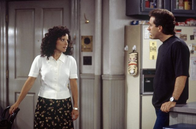 'Seinfeld': Amy Schumer Says Elaine Benes Was a Major Influence on Her Growing Up