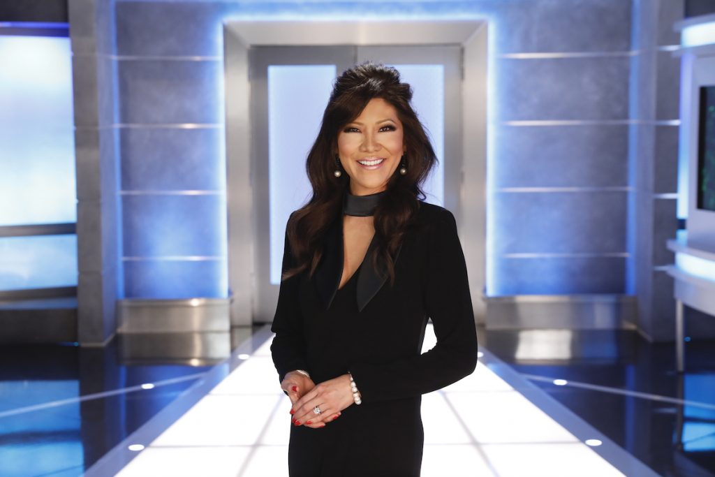Julie Chen Moonves on 'Big Brother'