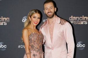 'Bachelorette' Star Kaitlyn Bristowe Says She's 'Freaking Out' Ahead of 'Dancing with the Stars' Disney Night