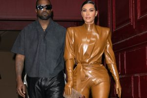 Why Kim Kardashian West Was 'Apprehensive' To Talk About Her Relationship With Kanye West at First
