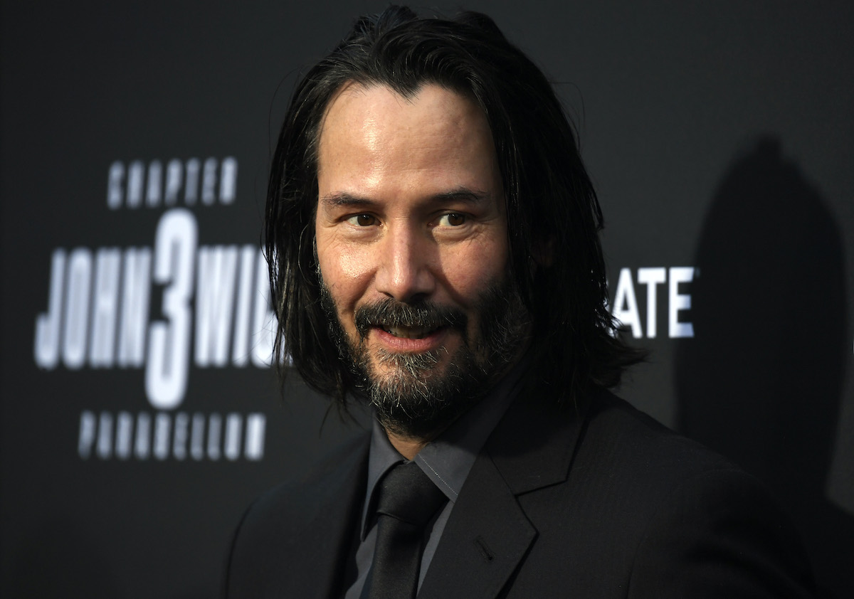 Keanu Reeves Teases New Matrix Movie Is a 'Love Story': 'It's Inspiring'