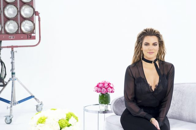 Khloé Kardashian Looks Exactly Like Kourtney Kardashian in a New Photo