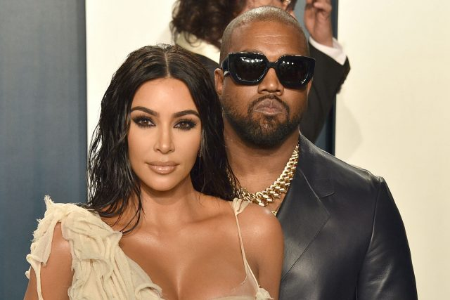 Kim Kardashian West and Kanye West Have a Romantic 'Dinner for Two' Amid Divorce Rumors